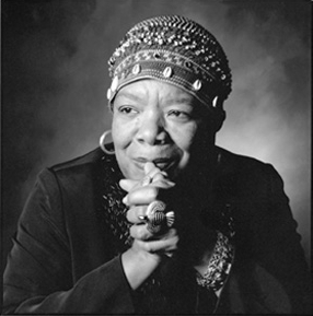 Maya Angelou -  Wikipedia Images