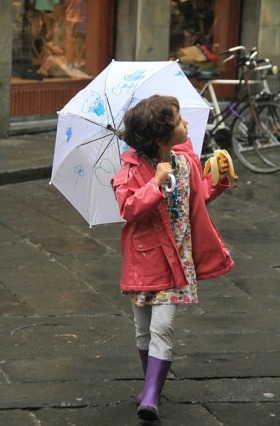 http://pixabay.com/en/little-girl-rain-umbrella-walker-289330/
