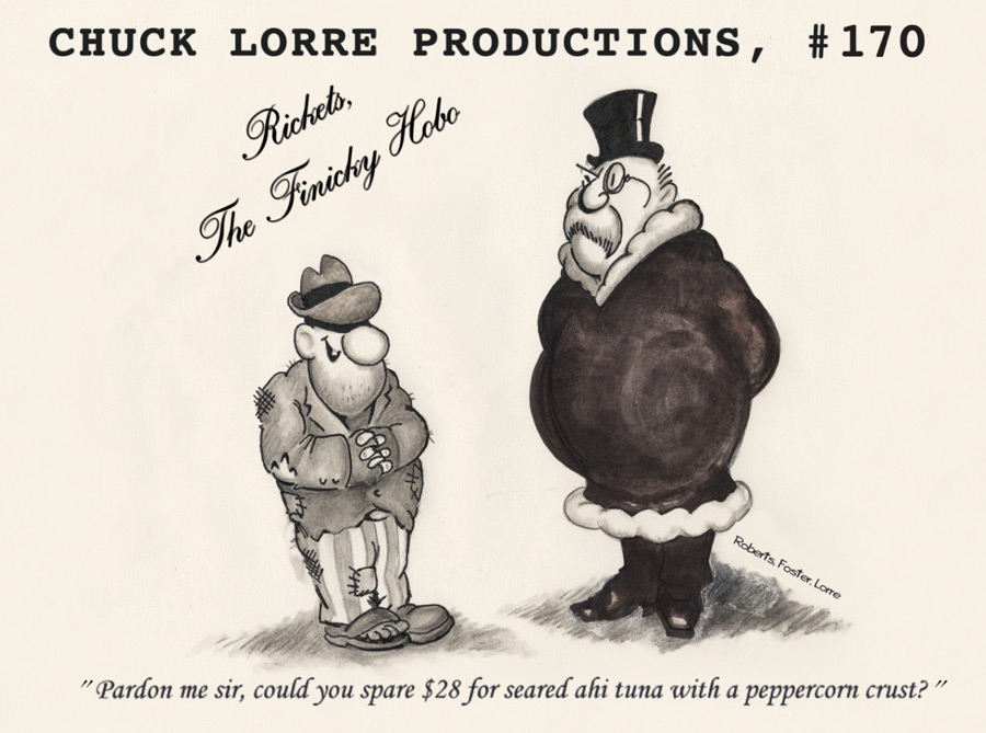 Chuck Lorre S Vanity Cards Life Lessons And More Ama